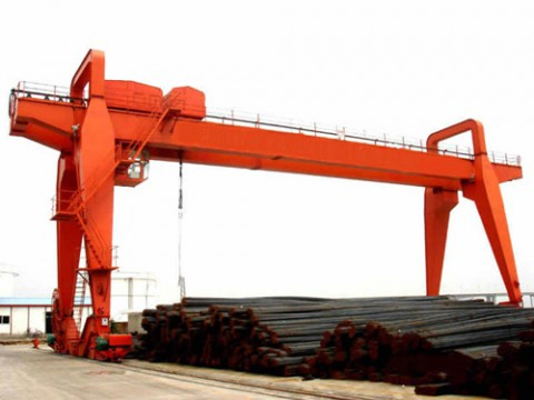 MG Single Girder Gate type Crane