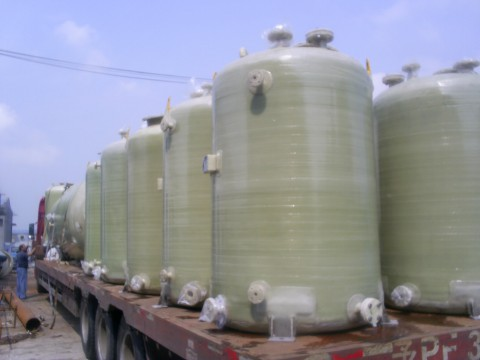 Fiber Glass Liquid tank