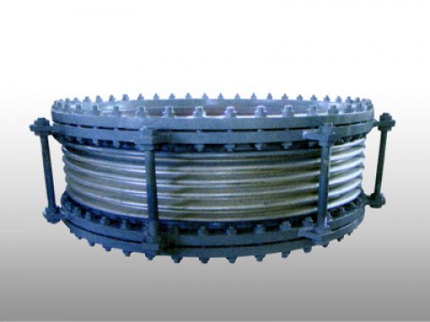 Circulating Water Ripple Expansion Joint