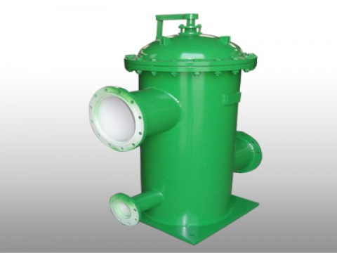 Manual Water Strainers