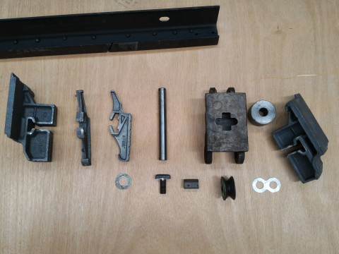 Helical Stoker Parts