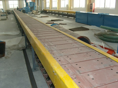 Conveyor, Slag Off and Coal Handling System