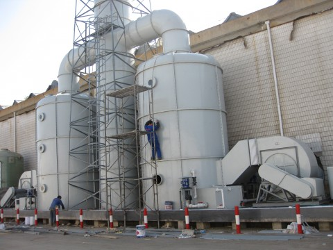 Cooling Tower - Equipment