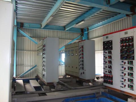 PT. WILMAR NABATI INDONESIA, 1 x 20 TH, 2 x 12 MW ESP